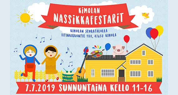 Nassikkafestarit 2019